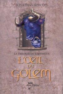 Book Review: L'œil du golem, Jonathan Stroud