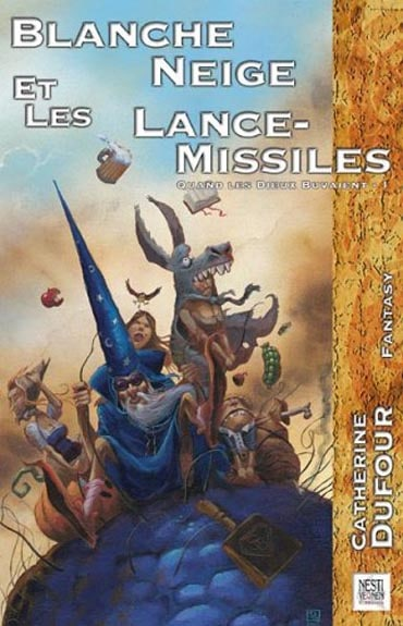 Book Review: Blanche Neige et les lance-missiles, Catherine Dufour
