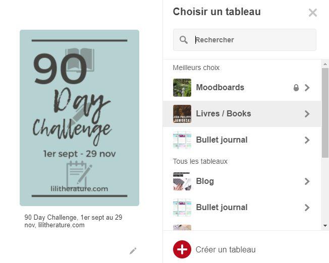 Des moodboards pour s'inspirer : comment j'utilise les tableaux secrets de Pinterest dans mon processus d'écriture