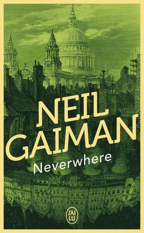 Book Review: Neverwhere, Neil Gaiman