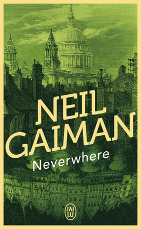 Book Review: Neverwhere, Neil Gaiman