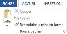 L'outil « Reproduire la mise en forme » dans Microsoft Word