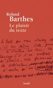 Compte rendu critique : Le plaisir du texte de Roland Barthes