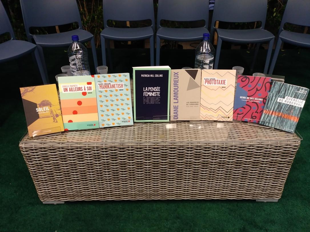 SLM2018: Lectures les agitatrices. Des auteur.e.s lisent les livres féministes qui les ont formé.e.s et libéré.e.s
