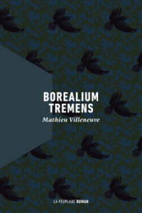 VILLENEUVE, Mathieu, Borealium tremens, Saguenay, La Peuplade, 2017, 366 p.