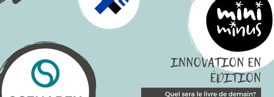 SLM2018: Innovation en édition. Quel sera le livre de demain?