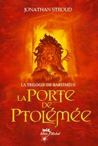 STROUD, Jonathan, La porte de Ptolémée (Bartiméus, 3), Paris, Albin Michel, 2005, 624 p. Avis lecture au lilitherature.com.