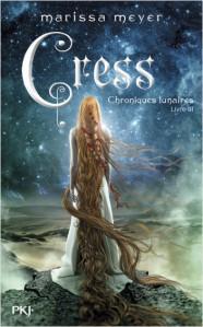 MEYER, Marissa, Cress (Chroniques lunaires, 3), Paris, Pocket Jeunesse, 2014, 672 p.