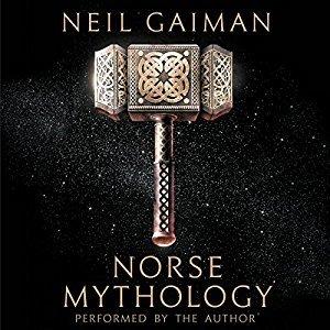 GAIMAN, Neil, Norse Mythology, New York, HarperAudio, 2017. Avis lecture au goodreads.com/lilitherature/.