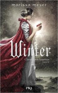 MEYER, Marissa, Winter (Chroniques lunaires, 4), Paris, Pocket Jeunesse, 2016, 992 p.