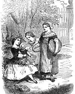 Comtesse de Ségur, Les petites filles modèles, 1858. Penser l'éducation des filles du 18ème siècle à aujourd'hui : Du modèle rousseauiste dans Les petites filles modèles de la Comtesse de Ségur à la déséducation dans Bloody Mary de France Théoret