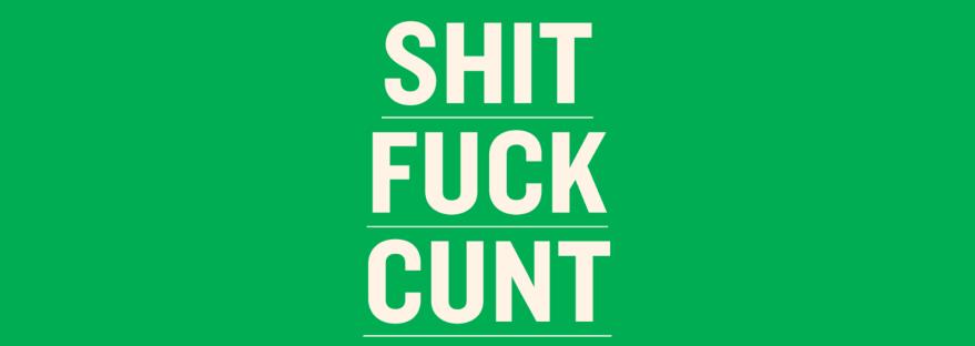Avis lecture: Shit fuck cunt, Vickie Gendreau
