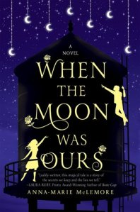 McLEMORE, Anna-Marie, When the Moon Was Ours, New York, Thomas Dunne Books, 2016, 273 p. Avis lecture sur lilitherature.com.
