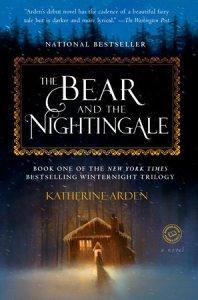 ARDEN, Katherine, The Bear and the Nightingale (Winternight, 1), New York, Del Rey Books, 2017, 322 p.