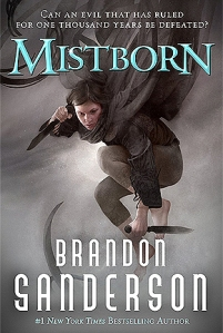 SANDERSON, Brandon, The Final Empire (Mistborn, 1), New York, Tor Books, 672 p.