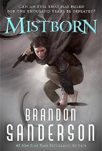 SANDERSON, Brandon, The Final Empire (Mistborn, 1), New York, Tor Books, 672 p.