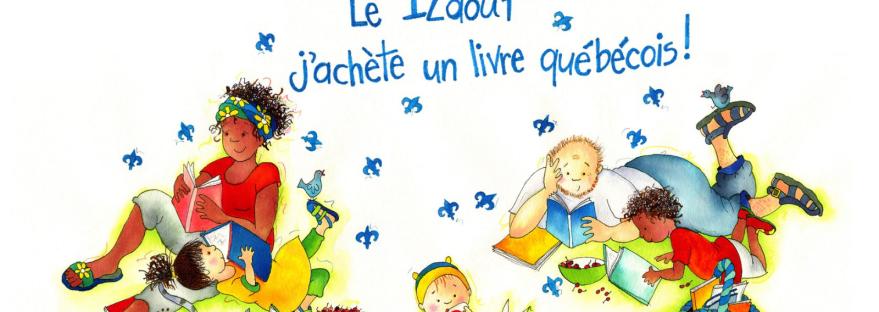 « Le 12 août, j'achète un livre québécois! » a lieu pour la première fois en 2014 sur l'initiative de l'auteur québécois Patrice Cazeault. Pour y participer, il vous suffit de faire exactement ce qui est indiqué dans le titre de l'événement. Découvrez également ma suggestion d'achat sur lilitherature.com.