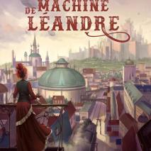 La Machine de Léandre est un court roman de fantasy à tendance steampunk de l'auteure française Alex Evans. Le texte se situe dans le même univers que Sorcières Associées et est suivi d'une novella intitulée La Chasseuse de livres. Avis lecture sur lilitherature.com.