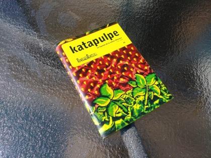 Fanzine Katapulpe numéro 8 thème bonbon