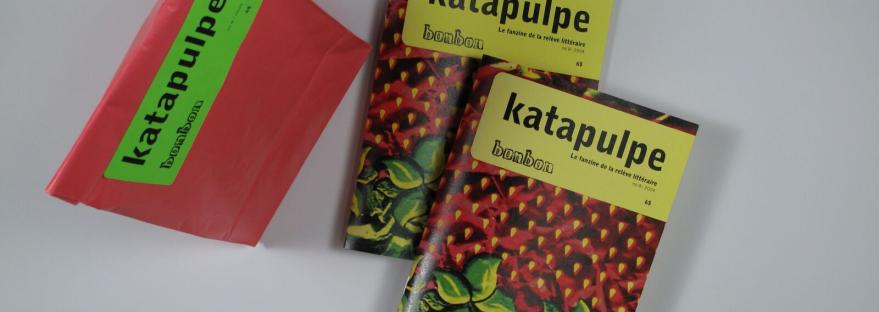 Featured Image Fanzine Katapulpe thème bonbon