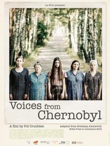 Poster de Voices from Chernobyl de Pol Cruchten